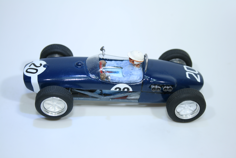1460 Lotus 18 Rob Walker Racing 1961 S Moss Penelope Pitlane