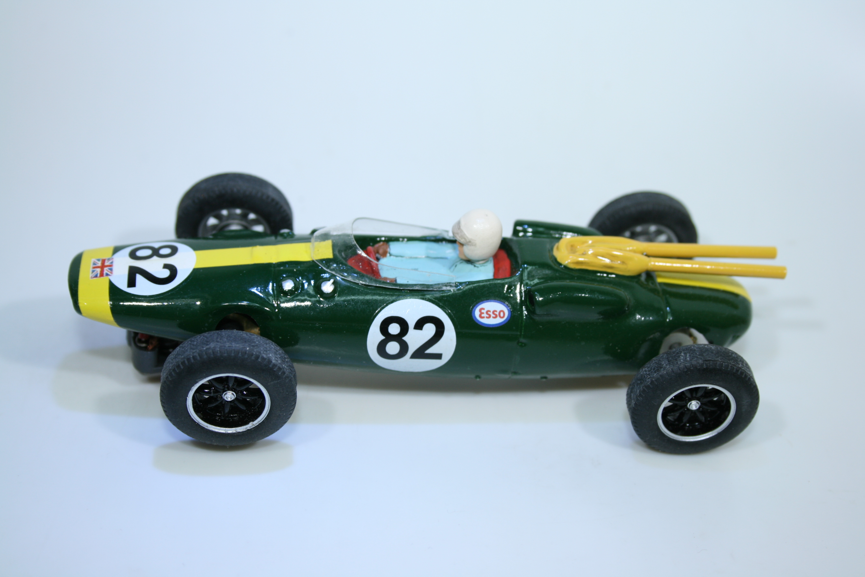 1470 Lotus 38 1965 J Clark Scratch Build