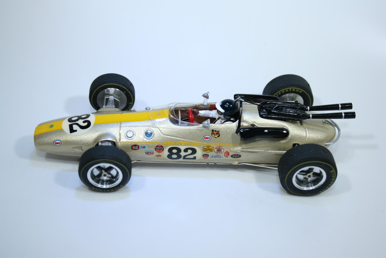 1519 Lotus 38 1965 J Clark Ostorero ODG SE 2012 Boxed