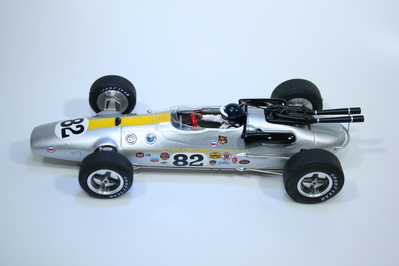 1520 Lotus 38 1965 J Clark Ostorero ODG SE 2012 Boxed