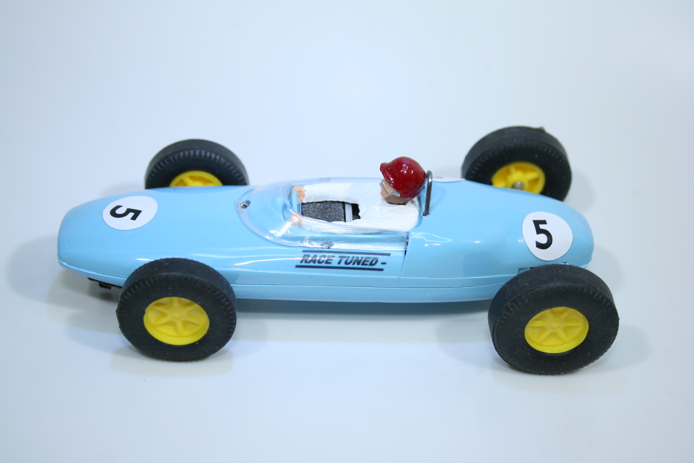 1528 Lotus 21 1961 S Moss Iberslot C63 2020 Boxed
