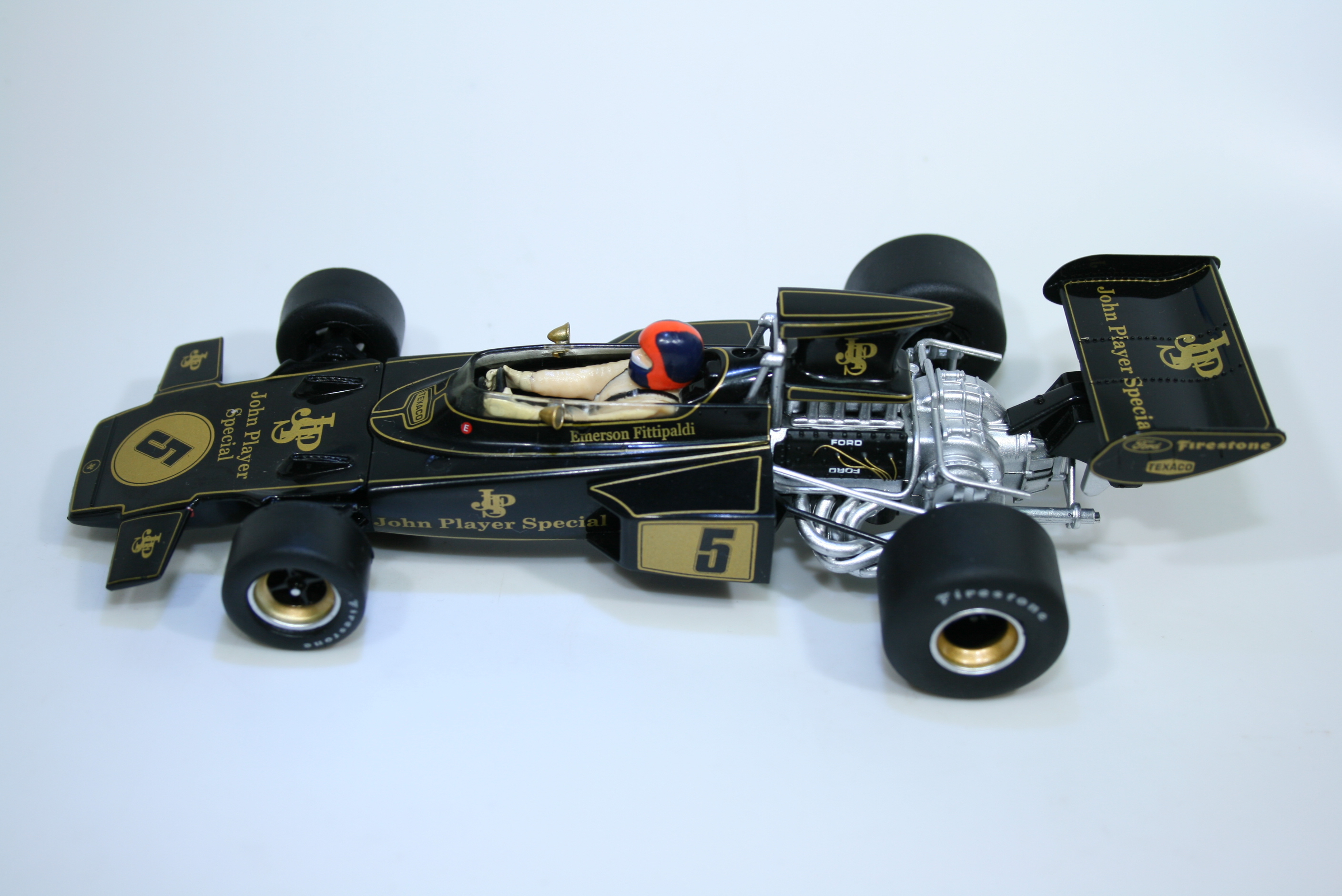1603 Lotus 72 1972 E Fittipaldi Scalextric C4184A 2021 Boxed