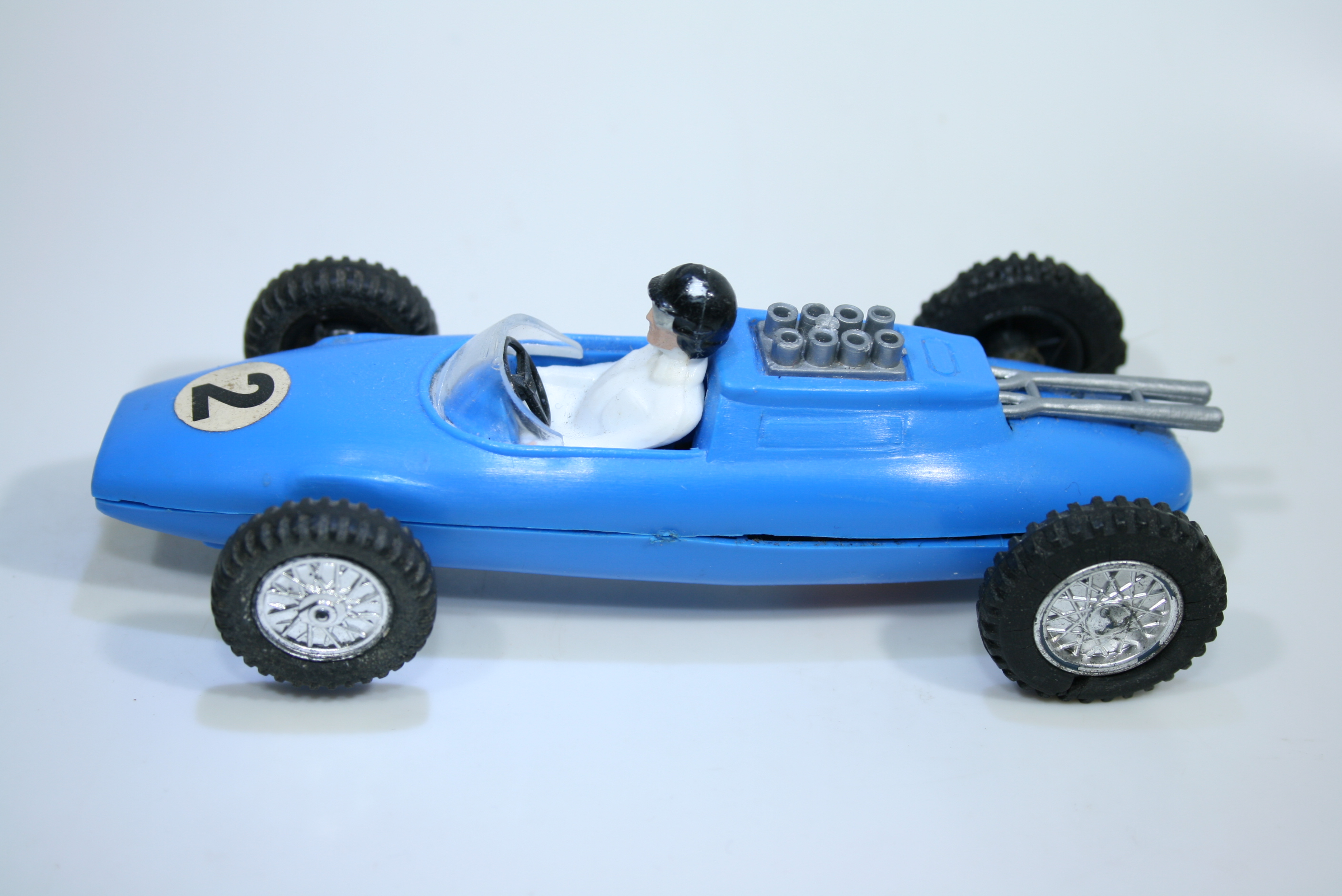 1604 Lotus 25 Climax 1962 J Brabham Jye Car Set Car