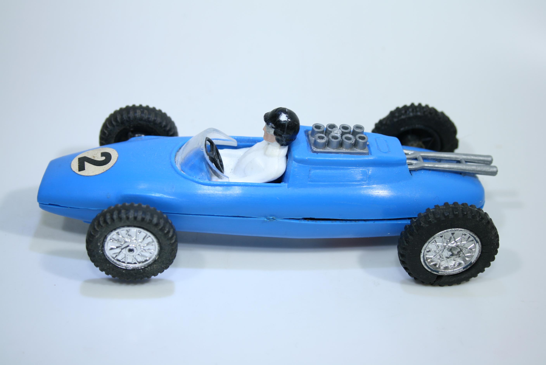 1604 Lotus 25 Climax 1962 J Brabham Jye Car Set Car