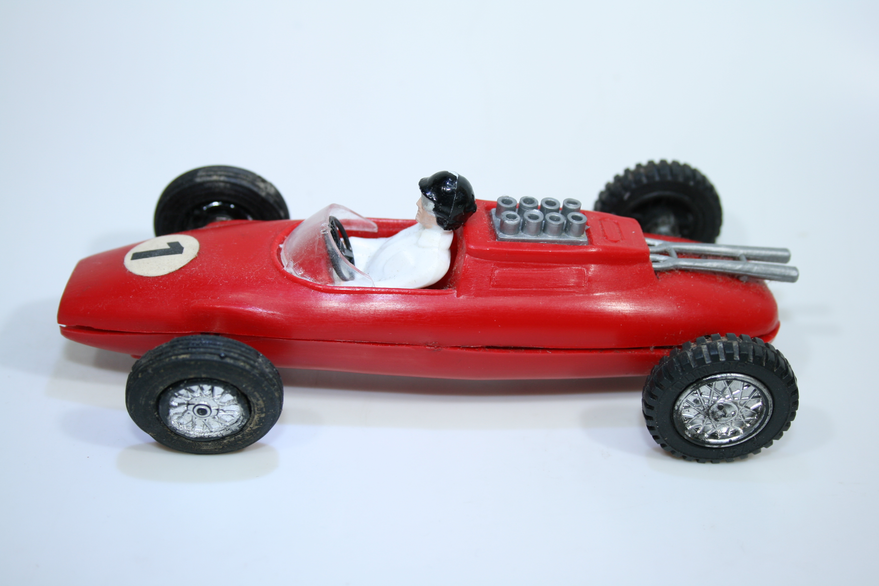 1605 Lotus 25 Climax 1962 J Brabham Jye Car Set Car