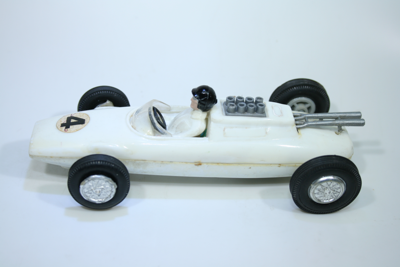 1657 Lotus 25 Climax 1962 J Brabham Jye Car Set Car