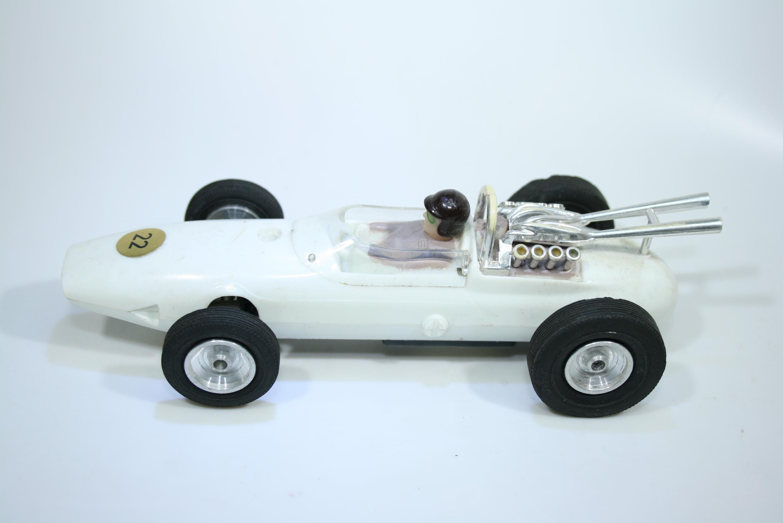 1677 Lotus 25 1962 J  Brabham Eldon
