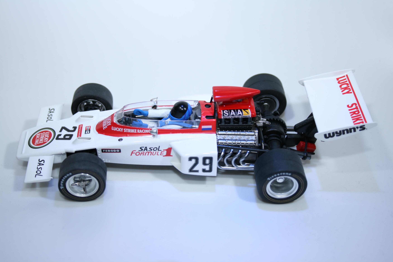 240 Lotus 72D 1972 D Charlton Vanquish GP2 2004 Boxed