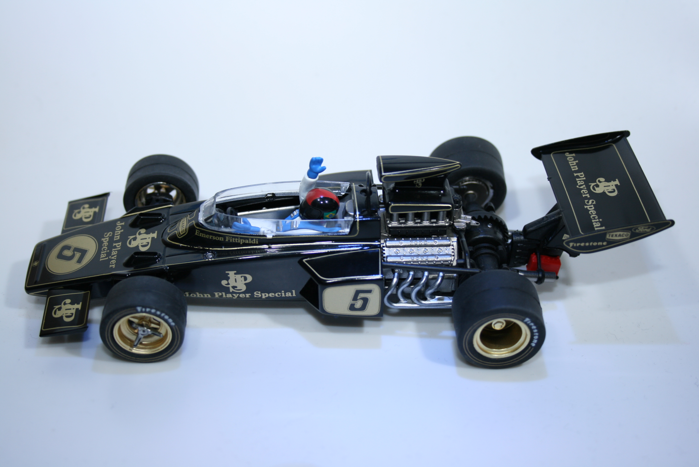 241 Lotus 72D 1972 E Fittipaldi Vanquish GP1 2004 Boxed