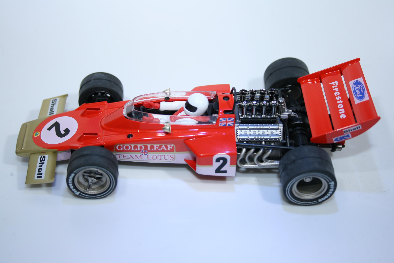 242 Lotus 72 1970 J Rindt Vanquish GP4 2004 Boxed