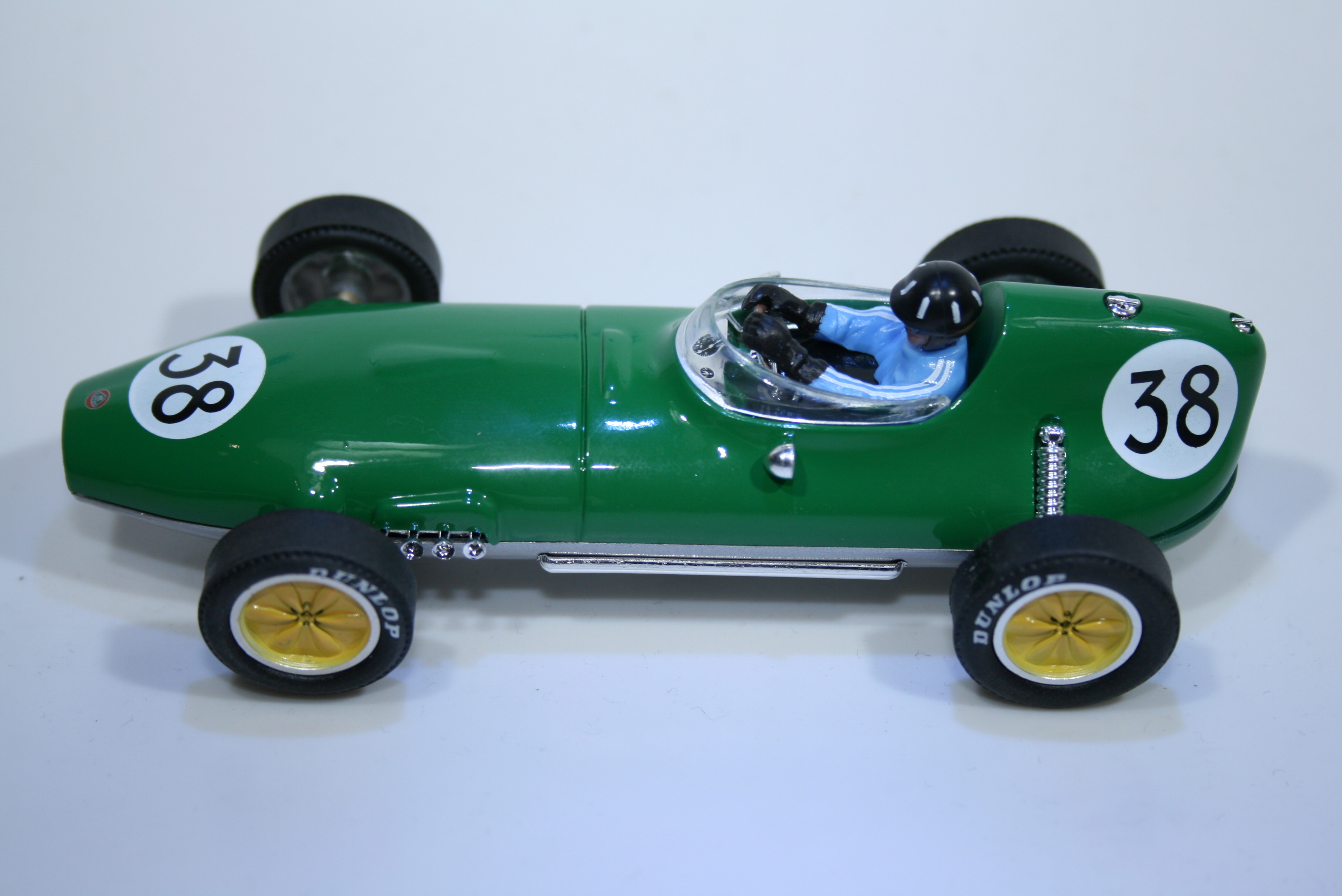 401 Lotus 16 1958 G Hill Cartrix CTX0956 2008 Boxed