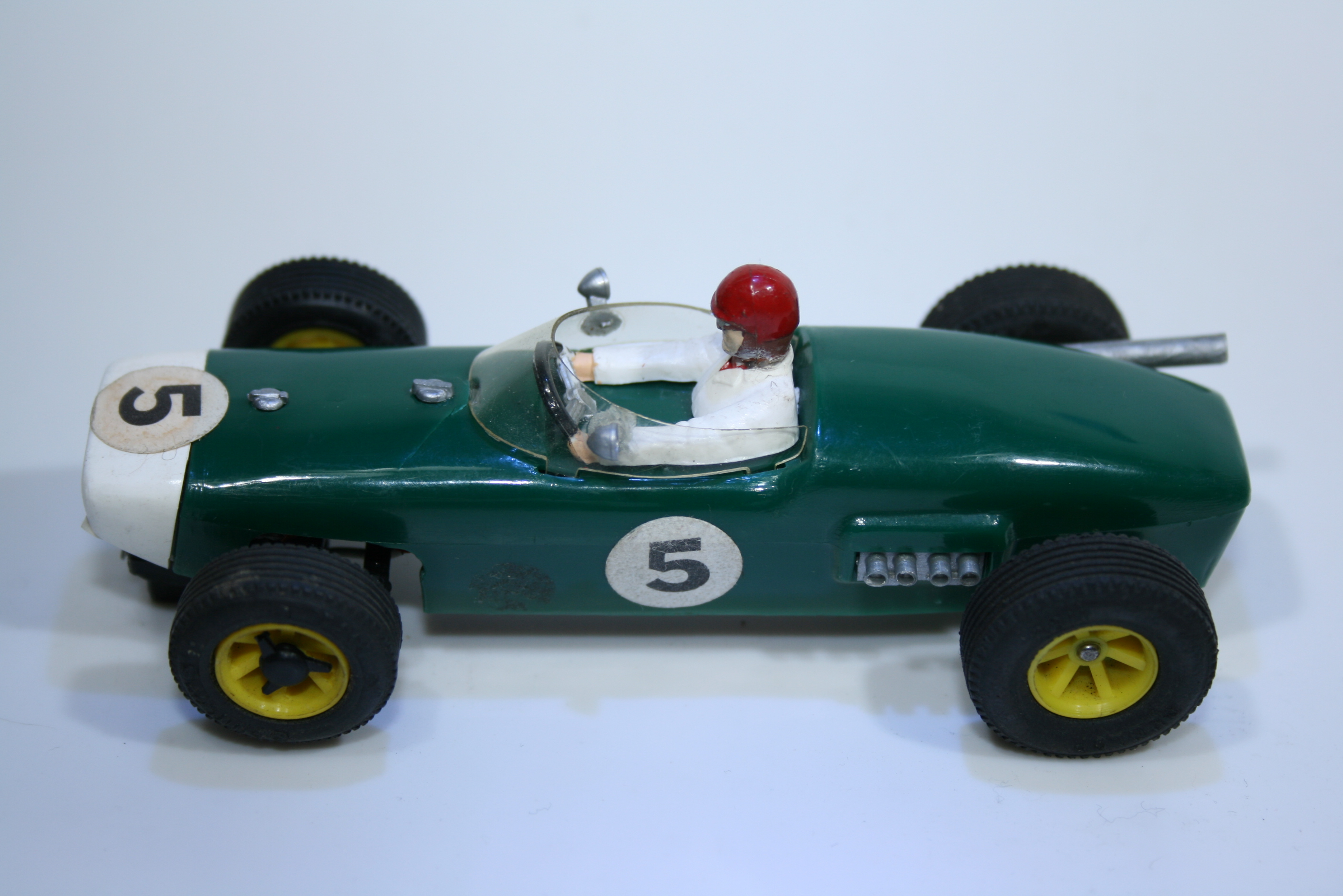 509 Lotus 18 1960 J Surtees VIP R61 1961-68