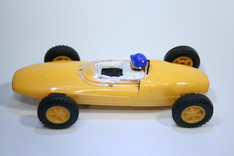 522 Lotus 21 1961 S Moss Scalextric C63 1962-63