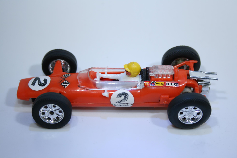 564 Lotus 25 1962 J Clark Scalextric C82 1966