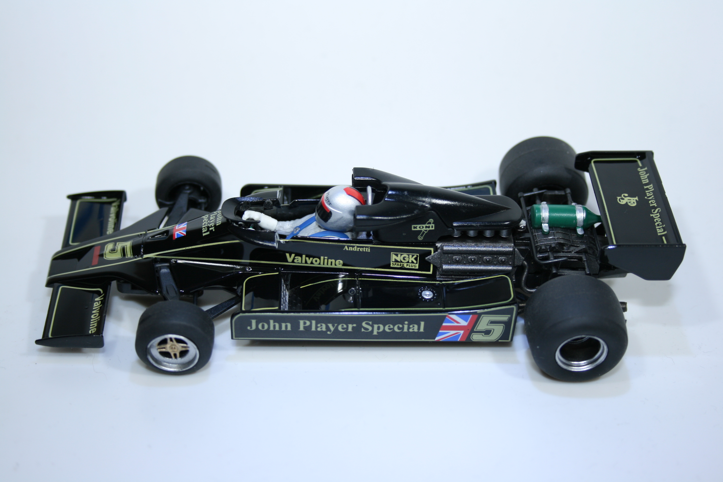 618 Lotus 78 1977 M Andretti FLY F27101 2011 Boxed