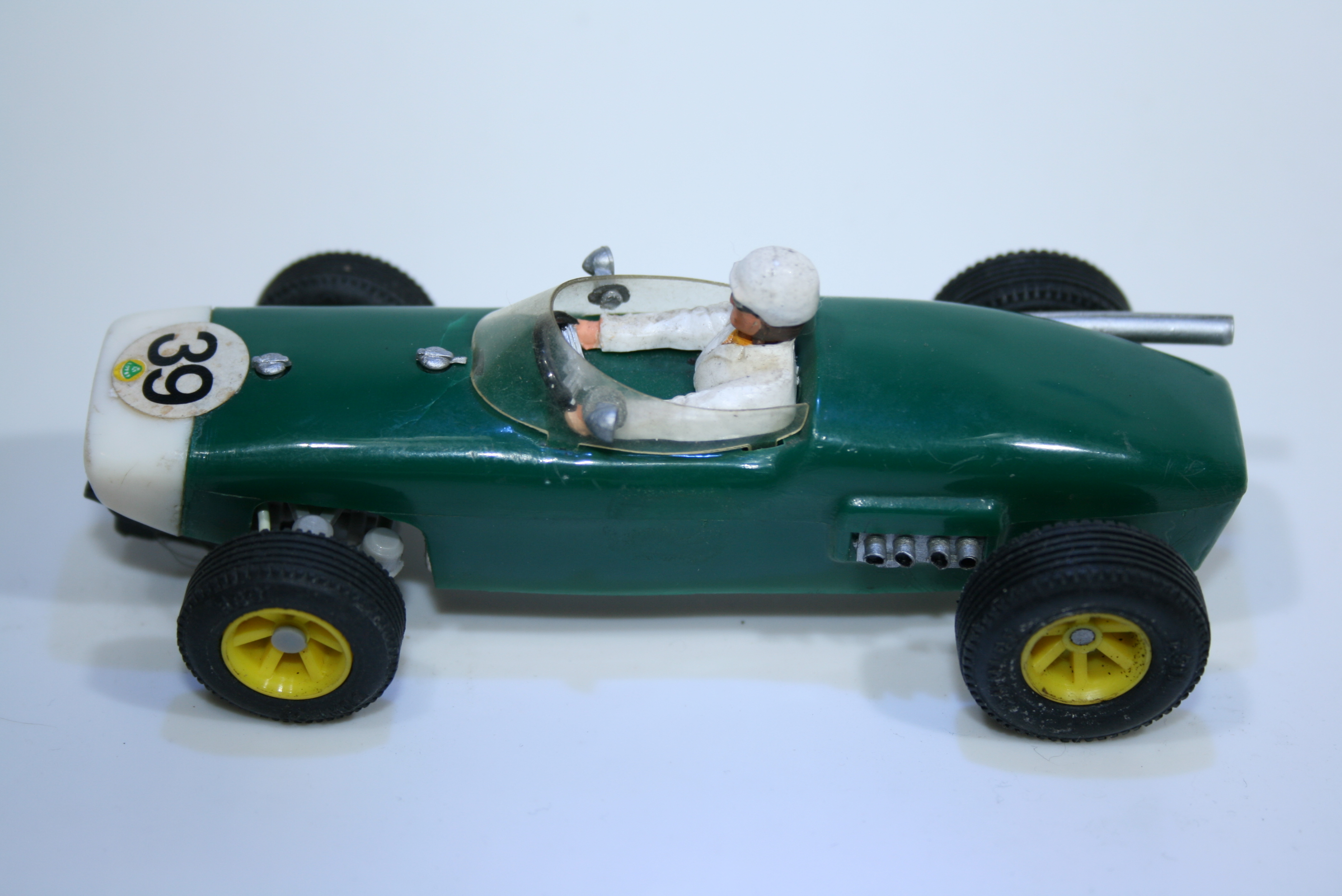 711 Lotus 18 1960 J Surtees VIP R61 1961-68