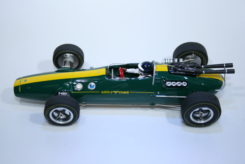 715 Lotus 38 1965 J Clark Ostorero ODG125 2012 Boxed