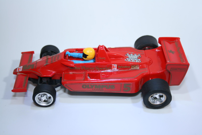 756 Lotus 78 JPS17 1979 C Reutemann Scalextric 4059 1981 Boxed