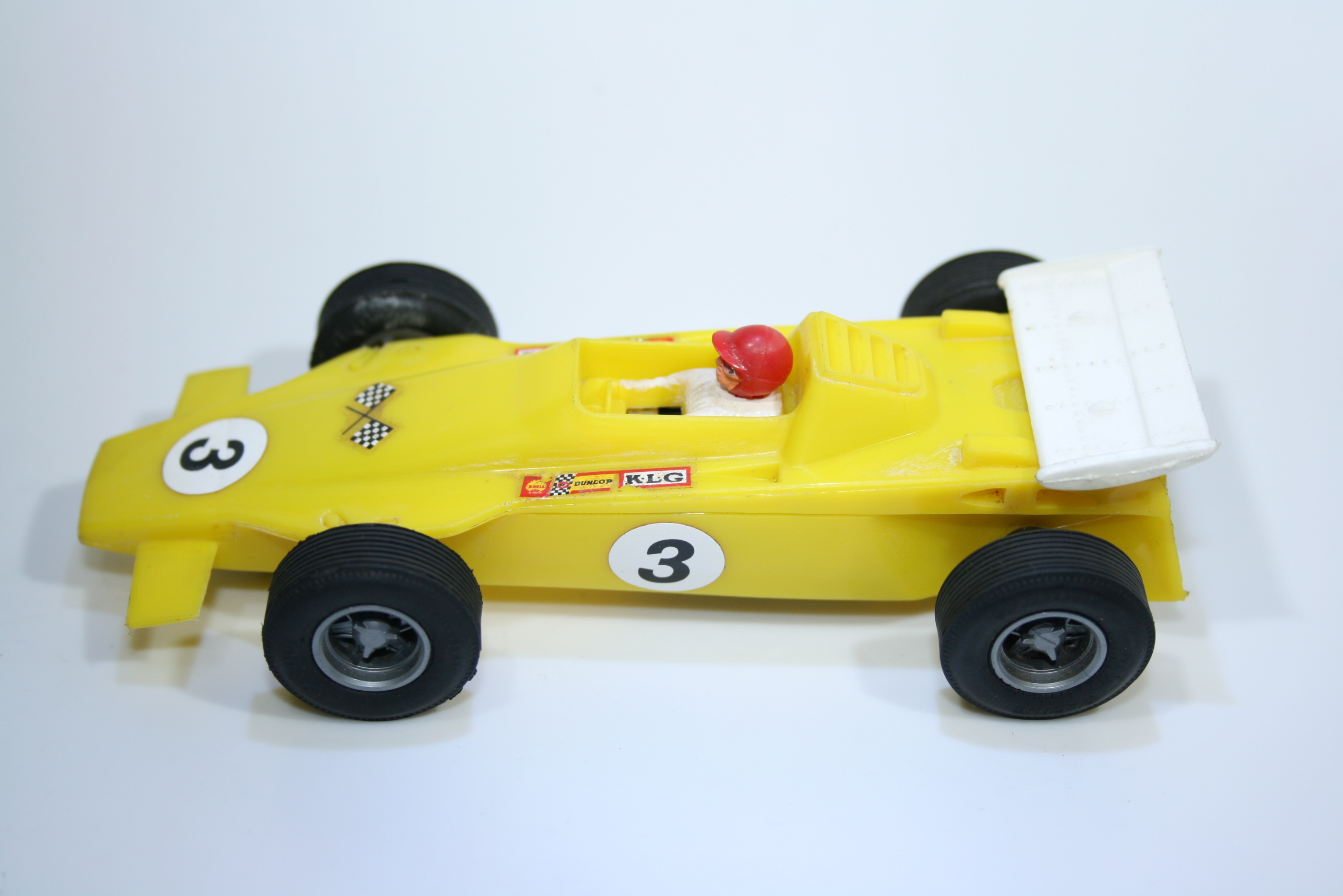 757 Lotus 56 1971 E Fittipaldi Scalextric C27 FRA 1972