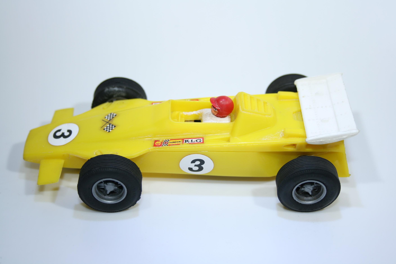 757 Lotus 56 1971 E Fittipaldi Scalextric C27