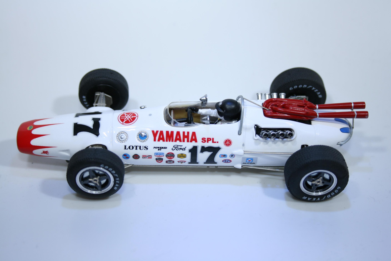 761 Lotus 38 1967 D Gurney Ostorero ODG102 2012 Boxed