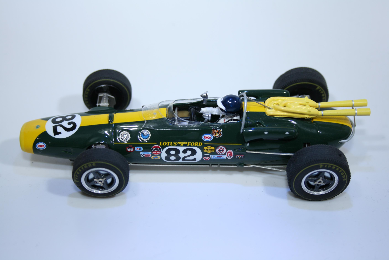 771 Lotus 38 1965 J Clark Ostorero ODG100 2012 Boxed