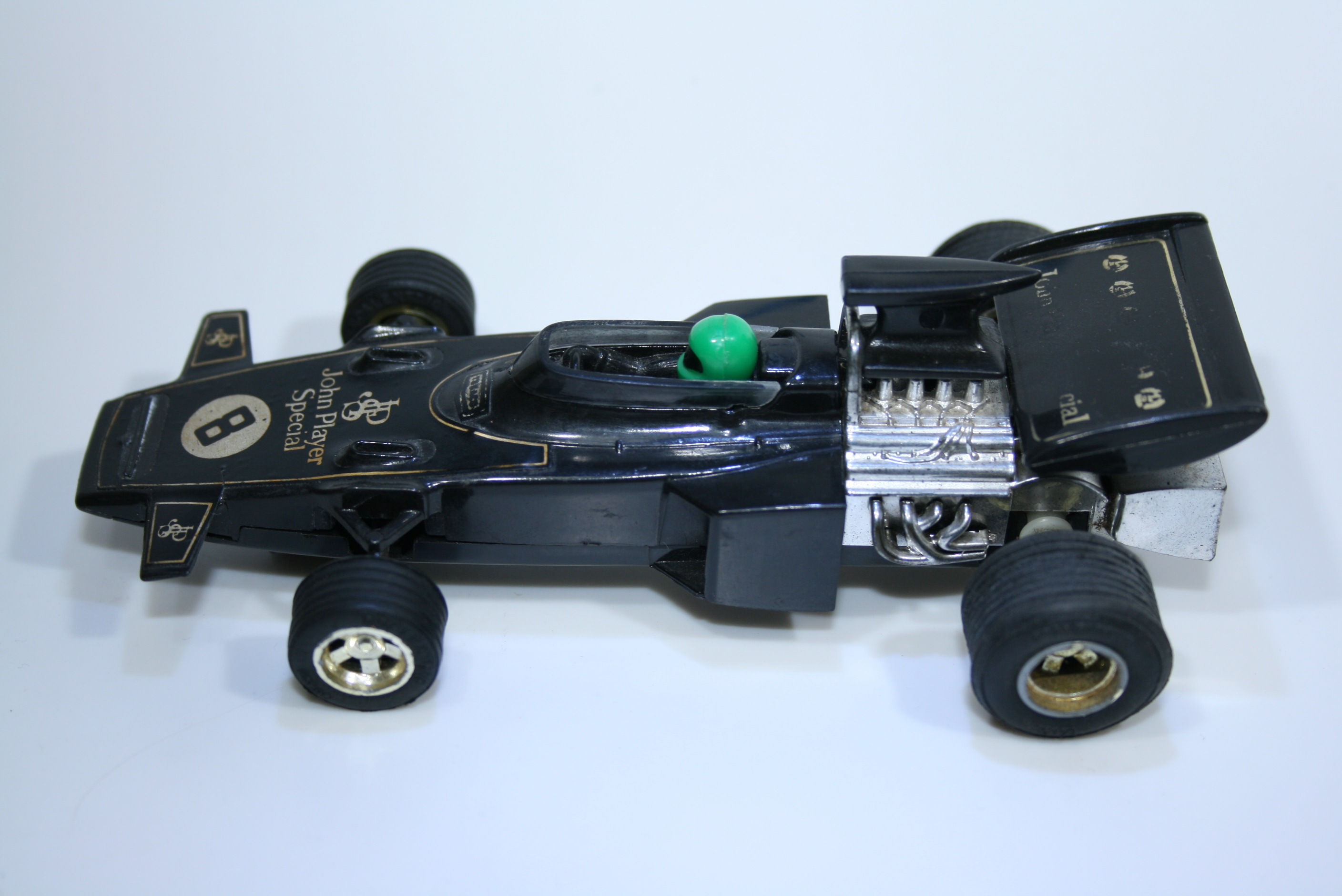88 Lotus 72D 1972 E Fittipaldi Scalextric C050 1973