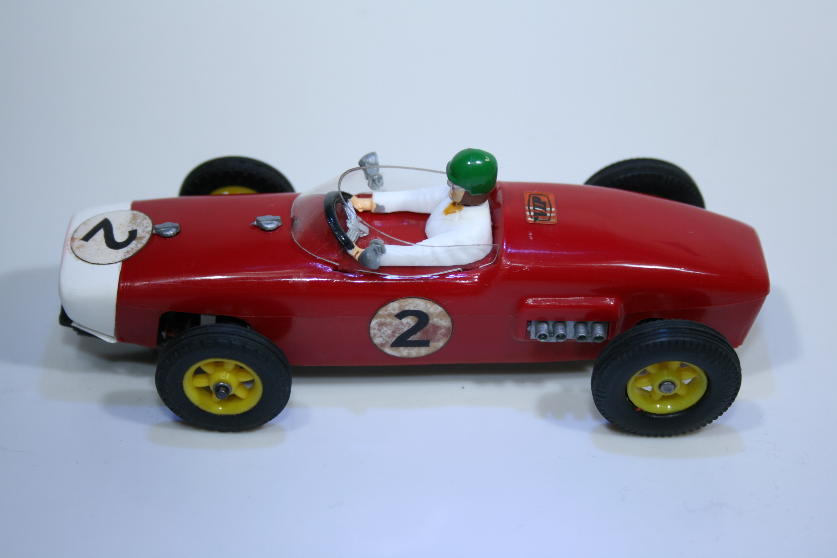 923 Lotus 18 1960 J Surtees VIP R61 1961-68 Boxed