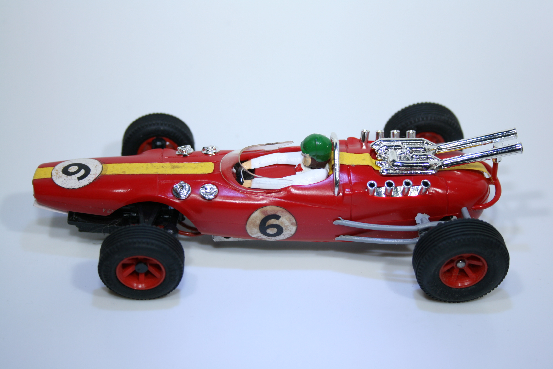 980 Lotus 38 1965 J Clark VIP R67S 1967 Boxed