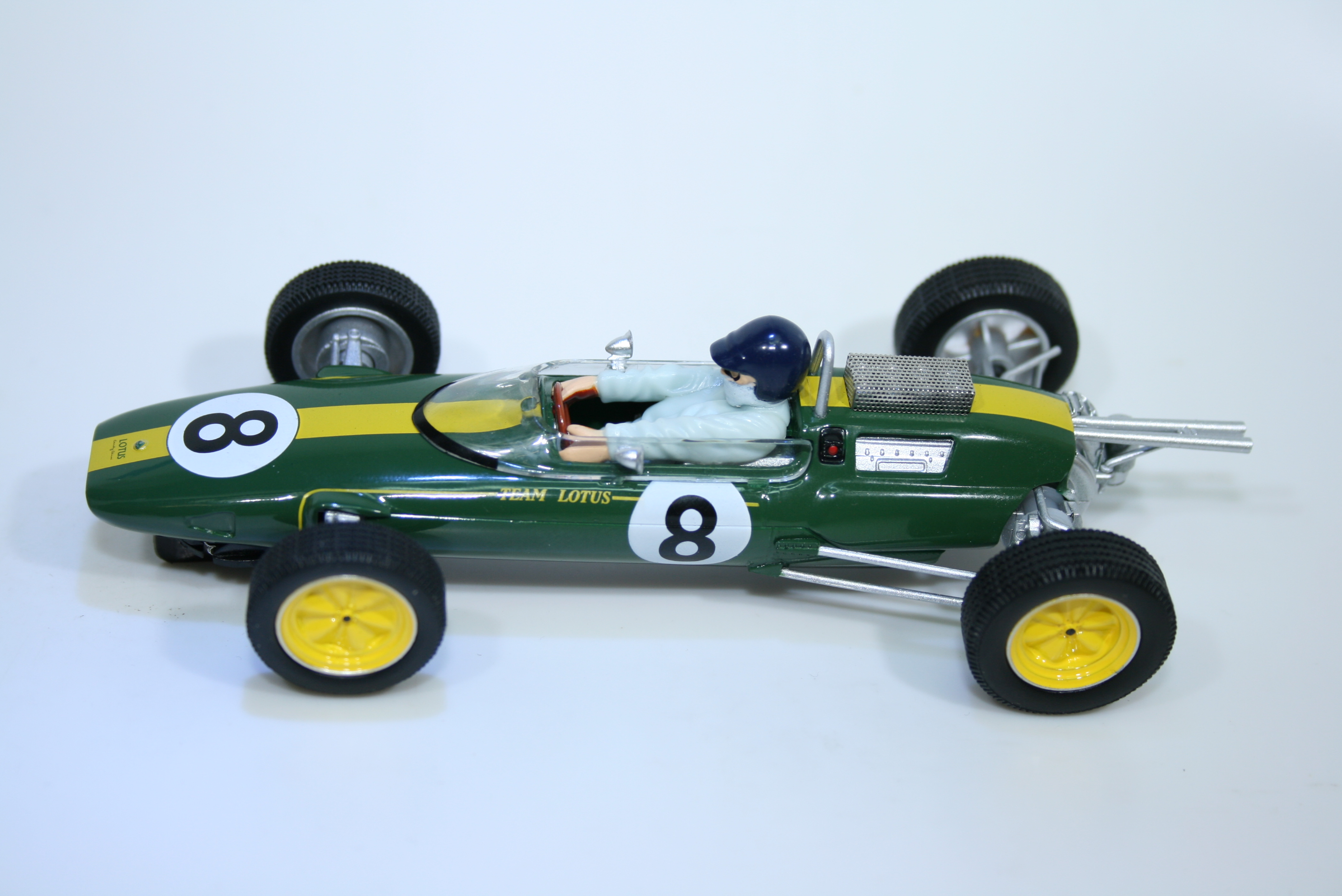 1377 Lotus 25 1963 J Clark Scalextric C4068A 2020 Boxed