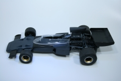 1058 Lotus 72C 1970 J Rindt Scalextric Pre Production C3542A 2014 Boxed