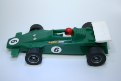 1087 Lotus 56 1971 E Fittipaldi Scalextric C27 FRA 1972