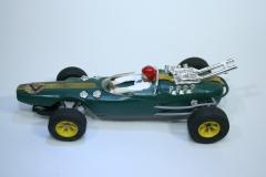 1165 Lotus 38 1965 J Clark VIP R67S 1967 Boxed