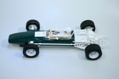 1253 Lotus 49 1967 J Clark Scalextric Pre Production Paint Sample C2923A 2008 Boxed