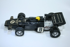 1354 Lotus 72D 1972 E Fittipaldi Scalextric C050 FRA 1973 Boxed