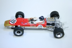 1602 Lotus 49 1968 G Hill Scalextric C4184A 2021 Boxed