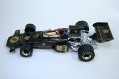 1603 Lotus 72 1972 E Fittipaldi Scalextric C4184A 2021 Boxed