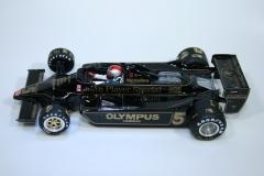 1653 Lotus 79 1978 M Andretti Ostorero ODG152 2018 Boxed