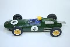 1678 Lotus 24 Climax 1962 J Clark Penelope Pitlane