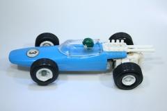 1713 Lotus 25 1963 J Clark Miniamil MI4 1963