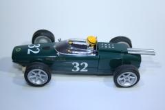 260 Lotus 25 1962 J Clark Policar PC016 Boxed