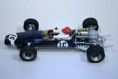 587 Lotus 49 1968 J Siffert Scalextric C3092 2011 Boxed