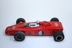 603 Lotus 56 1971 E Fittipaldi Scratch Build