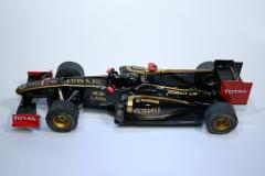 647 Lotus R31 2011 N Heidfeld SCX A10040X300 2011 Boxed