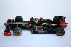 696 Lotus R31 2011 B Senna Scalextric C3269A 2012 Boxed