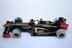 701 Lotus E20 2012 K Raikkonen Scalextric C3262 2012 Boxed