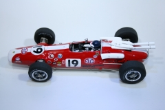 760 Lotus 38 1966 J Clark Ostorero ODG101 2012 Boxed