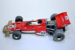 796 Lotus 72C 1970 J Rindt Scalextric C3542A 2014 Boxed