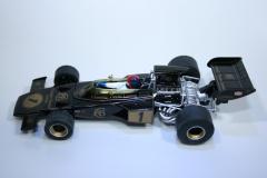 822 Lotus 72E 1973 E Fittipaldi Scalextric C3479A 2014 Boxed