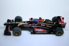 828 Lotus E22 2014 R Grosjean Scalextric C3518 2014 Boxed